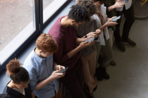 people-holding-phone