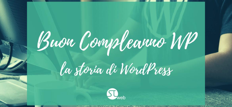 storia-di-wordpress-stweb
