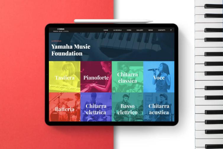 Nuova Scuola Musicale Yamaha