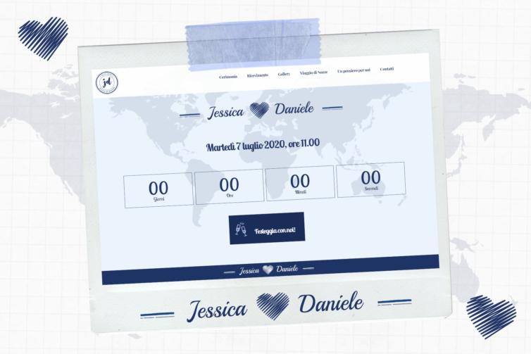 Jessica e Daniele